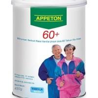 Susu APETTON 60+ 450gram