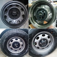 DOP VELG MODEL JEEP SAHARA