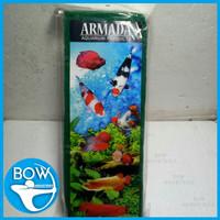 ARMADA Kapas Aquarium - Busa Filter Aquarium Aquascape 3 Lapis