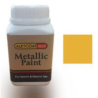 ALKYCOAT DECO Metallic Paint Cat Dekoratif Metalik 500gr G872 (EMAS)