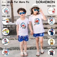 Kaos / Baju Anak Doraemon