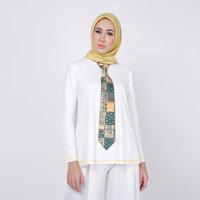 Zoya Tunik Wanita Muslimah - Inara Blouse - S