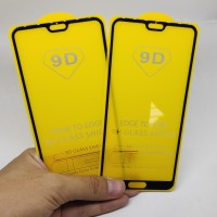 Tempered Glass Huawei P20 Pro 9D Full