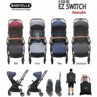 Stroller Baby Elle EZ Switch S523 RS / Kereta Dorong Bayi