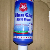 Blau Cair cuci baju 100 ml cap kuda terbang pemutih pakaian