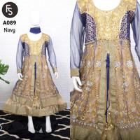 Baju Pesta India Anak A89