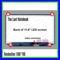 Layar Led Lcd Laptop Acer Aspire One 722 AOD 725 AOD 756 AO722 AO725