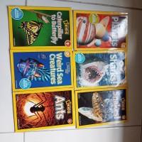 National Geographic Kids Buku Cerita anak Impor second