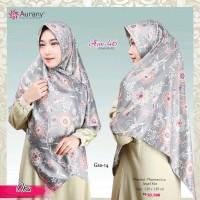 aurany jilbab motif murah
