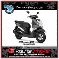 DECAL STICKER MOTOR YAMAHA FREEGO 125 FULL BODY ABU KONSEP
