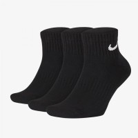 Kaos Kaki Sneakers Nike 3PK Everyday Cushion Ankle Socks Original