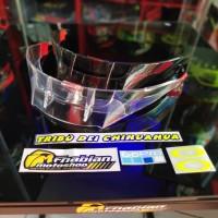 Spoiler KBC RSV THX model Pista GPR Bahan Polycarbonate Free Stiker