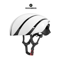 ROCKBROS LK-1 Road Bike Ultralight Helmet - Helm Sepeda - WHITE