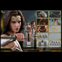 Hot Toys Wonder Woman Justice League Regular Version