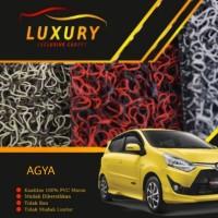 Karpet Mie Bihun - Agya Non Bagasi - PVC Coil 2 Warna