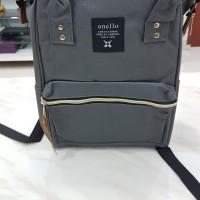 Tas Ransel dan Jinjing Annelo / Grey