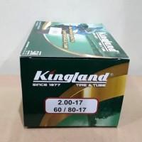 Kingland ukuran 200-17 Ban Dalam Motor