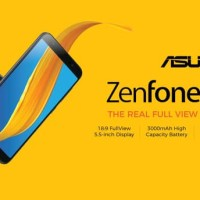 Asus Zenfone Live L1 ZA550KL 3/32 RAM 3GB ROM 32GB GARANSI RESMI ASUS