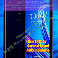 Asus Zenfone Max Pro M1 ZB602KL Ram 3/32 Gb Garansi Resmi