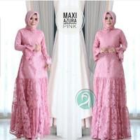 Baju Gamis Wanita Terbaru MAXI AZURA Original