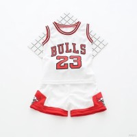 baju bayi setelan jersey kostum basket for baby boy