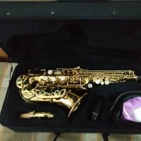 Baby Saxophone Gold merk Ostrava (Recomended) Keluaran Terbaru