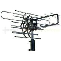 Antena tv Digital pake Remot plus Cable 10m siap Pake