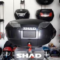 Shad SH48 plus Backrest - Box Motor Shad