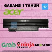 Baterai Acer Aspire One D255 722 522D260 D257 D270 black HITAM