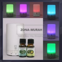 Paket Aroma Terapi | Aromatherapy | Lampu Tidur | Pengharum Ruangan
