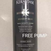 KERASTASE DENSIFIQUE BAIN DENSITE HOMME 1000ml