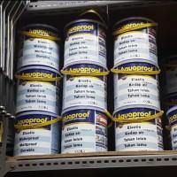 Cat pelapis anti bocor Aquaproof Aqua proof 4kg 4 kg galon