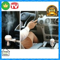 Difuser Pelembab Car Humidifier Aromatherapy Diffuser With Colokan USB