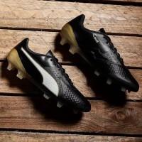 Sepatu Bola Puma one Classic FG Black 10475201 Original