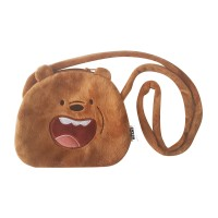 We Bare Bears Sling Bag / Tas Selempang Anak Grizz