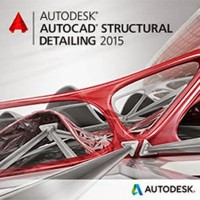 NEW! Autodesk AutoCAD Structural Detailing 2015