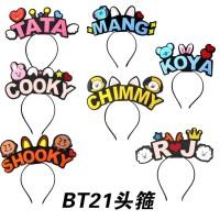 Bando konser KPop BTS BT21