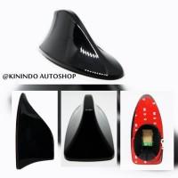 Shark Fin Antenna / Antena Sirip Hiu Black Toyota All New Rush