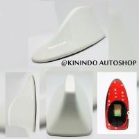 Shark Fin Antenna / Antena Sirip Hiu White Toyota All New Rush