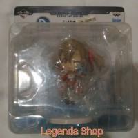 Banpresto Ichiban Kuji Silica Sword Art Online SAO FZO mini Nendroid