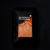 Biji Kopi 1kg 75/25 whole bean coffee es kopi susu grosir blend
