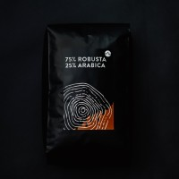 Biji Kopi 1kg 25/75 whole bean coffee es kopi susu grosir blend
