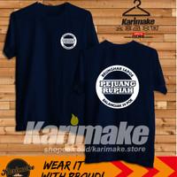 Kaos Baju Pejuang Rupiah Kaos Distro - Karimake