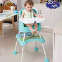 Baby Safe Separable High Chair and Booster seat HC 04