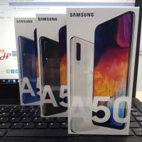 HP SAMSUNG GALAXY A50 RAM 4 GB ROM 64 GB GARANSI SEIN-HITAM-BIRU