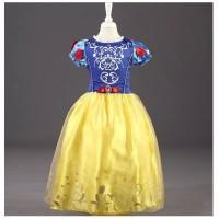 Princess Snow White Dress Costume | Baju Kostum Putri Salju Anak