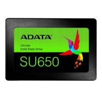 Adata SSD Internal ASU650 Ultimate 240GB 2.5 SATA III 6Gb/s - Black