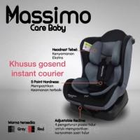 CAR SEAT BABY CARE MASSIMO GO JEK LANGSUNG SAMPAI
