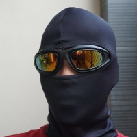 NEW Original Balaclava Maguno Biker Airsofter Masker Ninja Motor