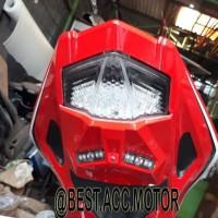 Undertail / Fender Mhr Cbr 150 Led Facelift Variasi Aksesoris Motor